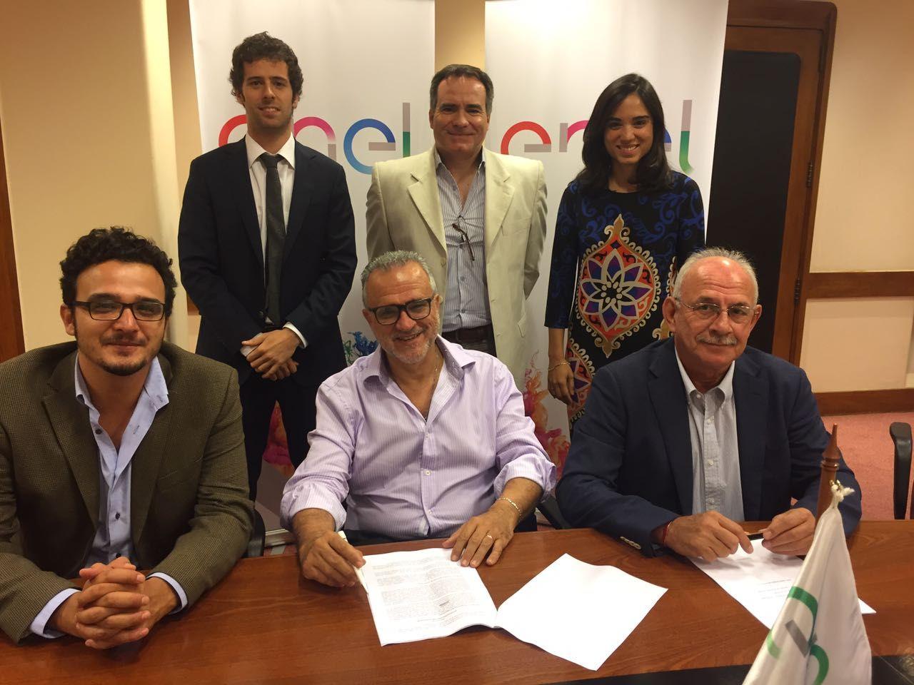 Se llevó adelante la firma de un convenio para la creación de una nueva planta solar en Jujuy