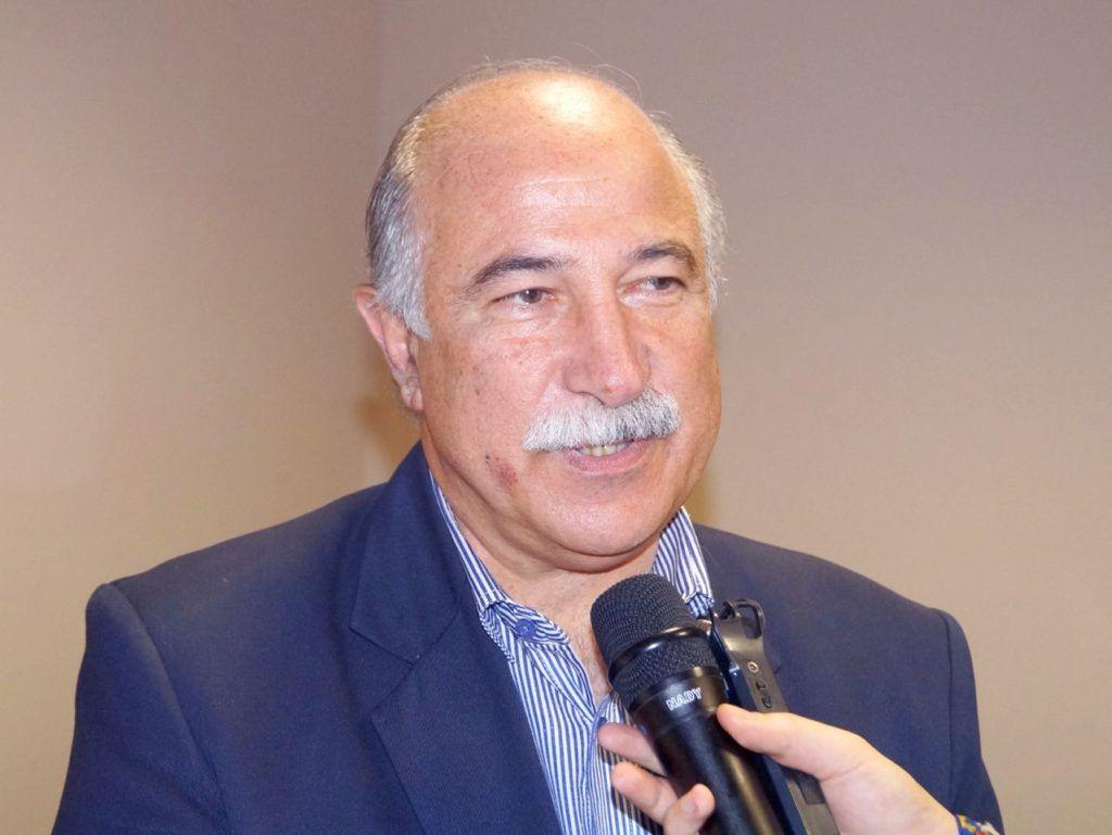 Mario Fiad, ministro de Salud.