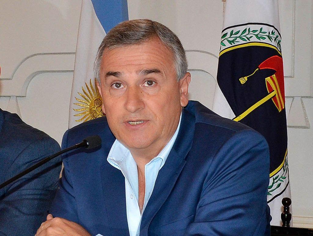 Gobernador Gerardo Morales