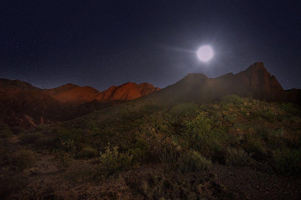 Quebrada Oculta, de Luis Calizaya