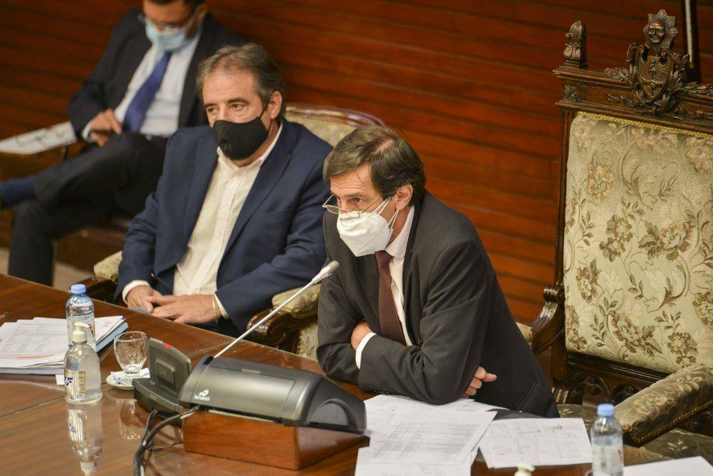 Legislatura-Contador Carlos Sadir