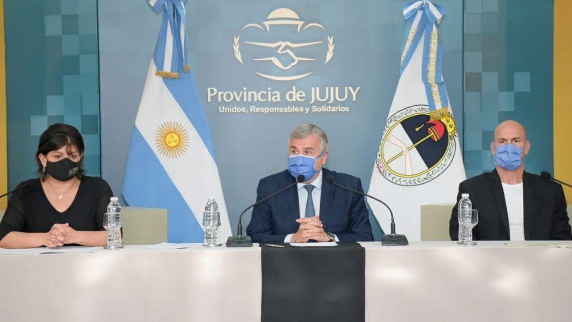 Decretan por un año la Emergencia por los incendios forestales en Jujuy