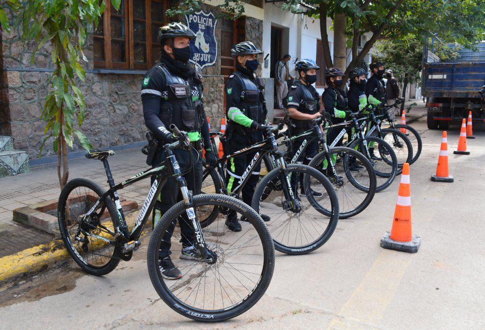 Refuerzan el servicio de seguridad en el interior de la provincia
