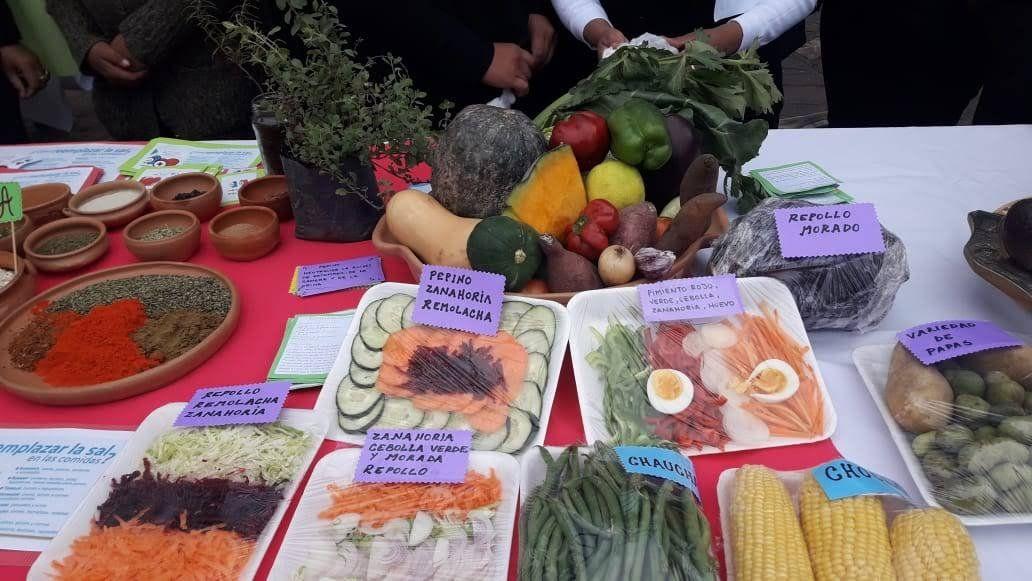 """""""Cultivar, nutrir y preservar juntos"""" en el Día Mundial de la Alimentación"""