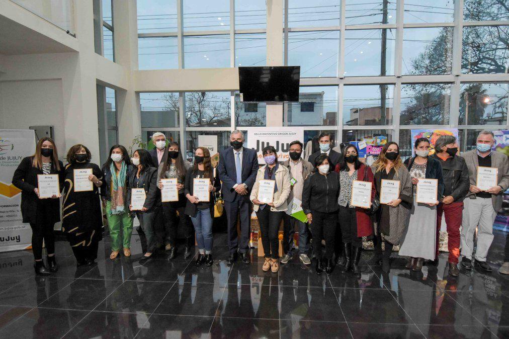 Morales: El Sello Jujuy Energía Viva es nuestra carta de presentación al mundo