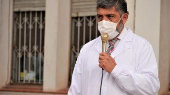 Asumió nuevo Director en el Hospital Pablo Soria