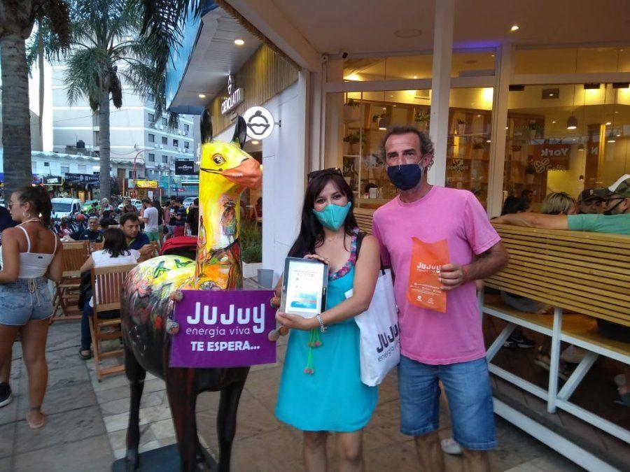 Importante promoción del destino Jujuy