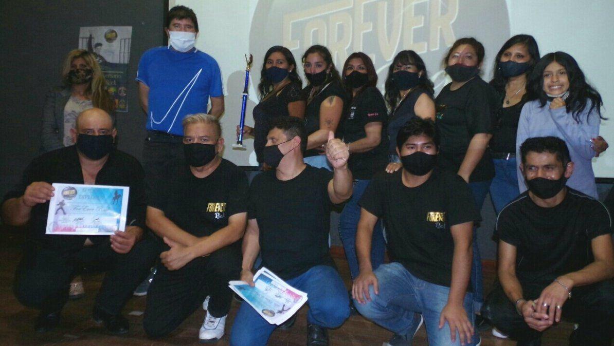 La Secretaria de Deportes apoya las actividades físicas en diferentes Barrios