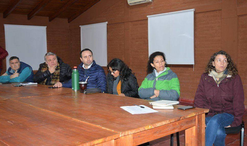 Se reunió el Comité Provincial de Crisis de Langosta