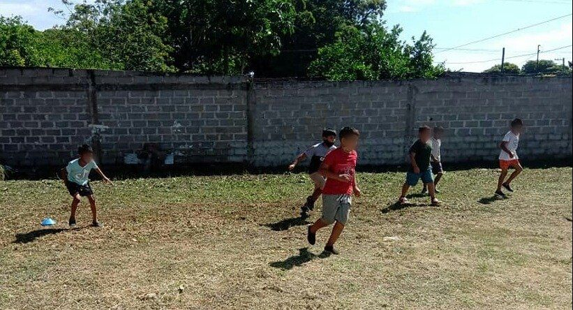 Programa Escuela de Verano en el Ramal