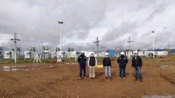 Piedra Negra inició el proceso de obras para ser la primera central híbrida del mundo: será térmica-fotovoltaica.