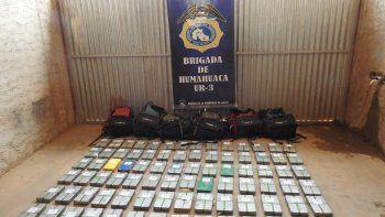 Golpe al Narcotráfico: secuestraron cocaína valuada en más de $50 millones