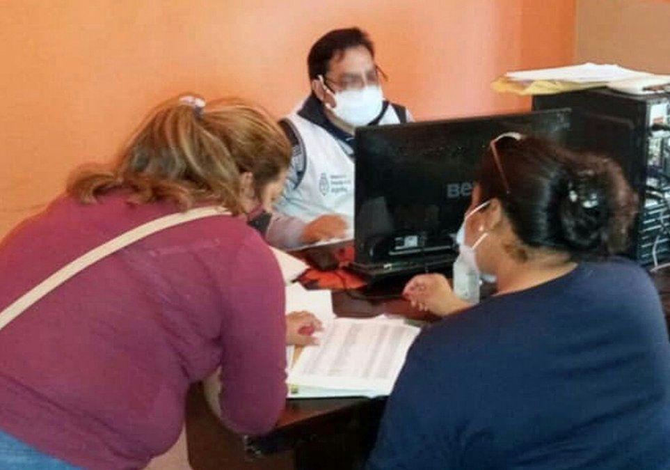 Titulares del programa Potenciar Trabajo de El Talar y La Esperanza actualizaron sus datos