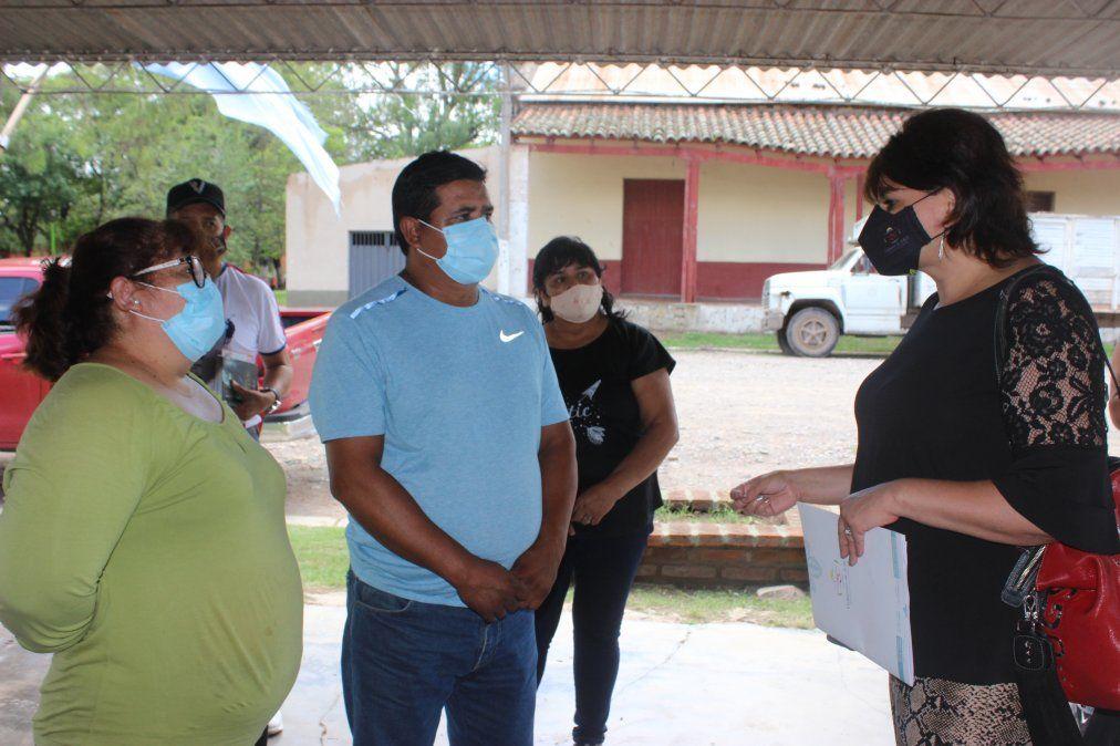 El Ministerio de Ambiente fortalece las capacidades de los municipios para el abordaje de dengue