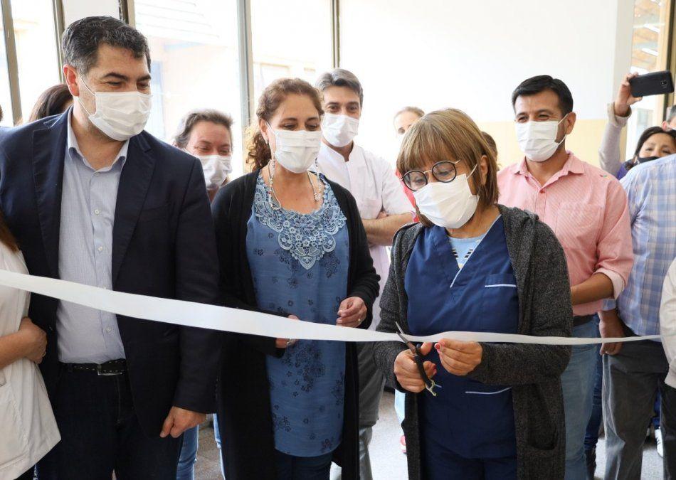 Se refuncionalizó el Servicio de Odontología del Hospital Snopek