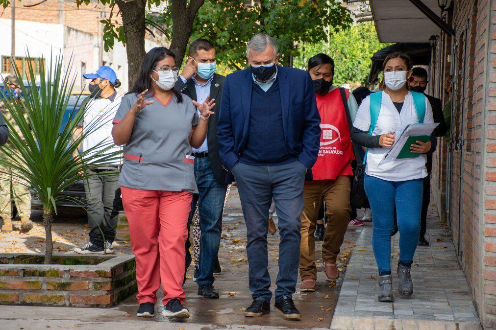 Se intensifican los operativos sanitarios en Capital