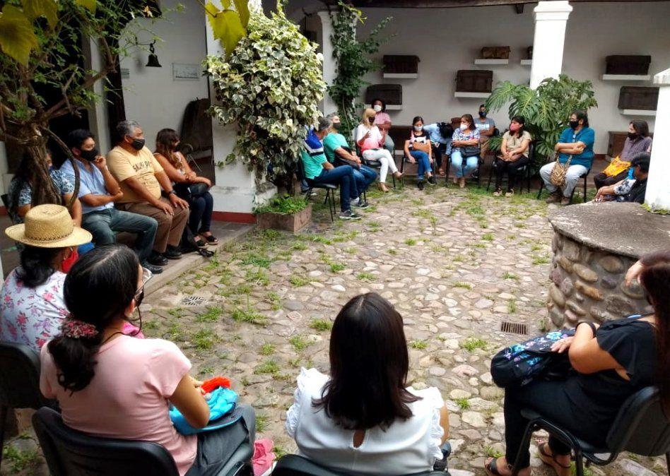 Fortalecimiento del Sector Artesanal de Jujuy