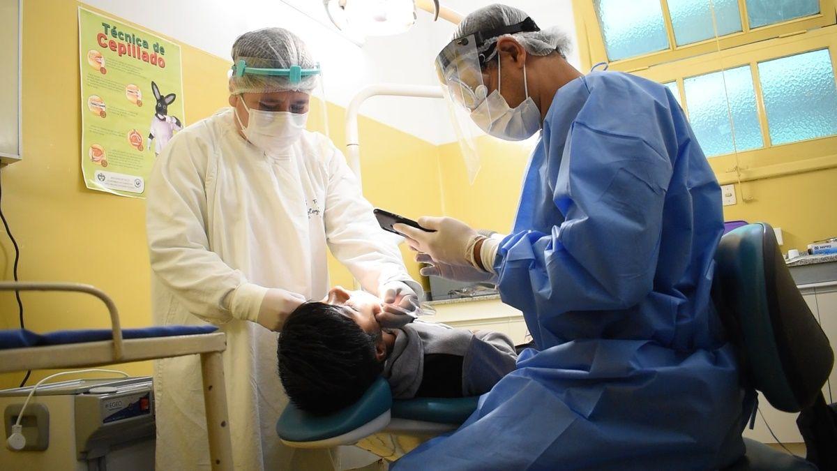 Los dispositivos tecnológicos se incluyen también en diferentes etapas de los procedimientos de salud