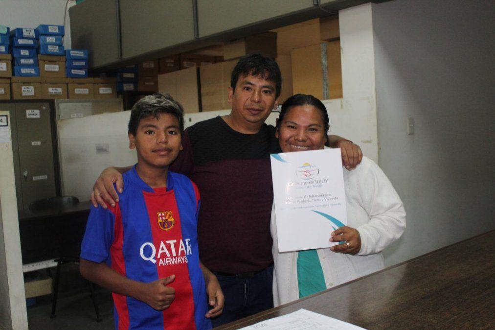 Jujuy Asiste y Reactiva: ayuda habitacional para familias de Capital