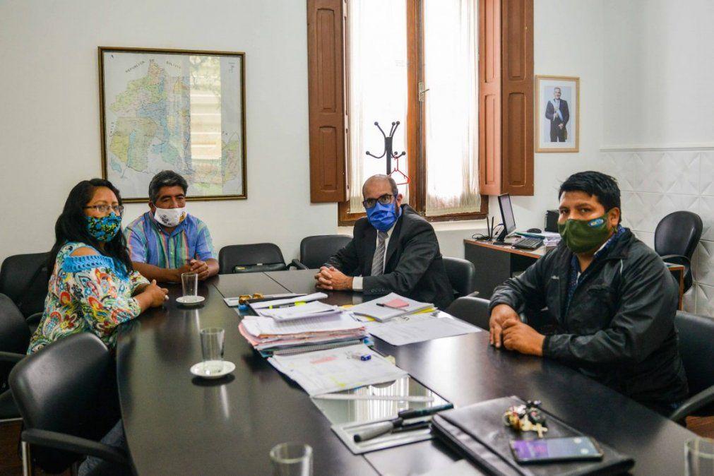 Se normalizó la situación institucional de Huacalera