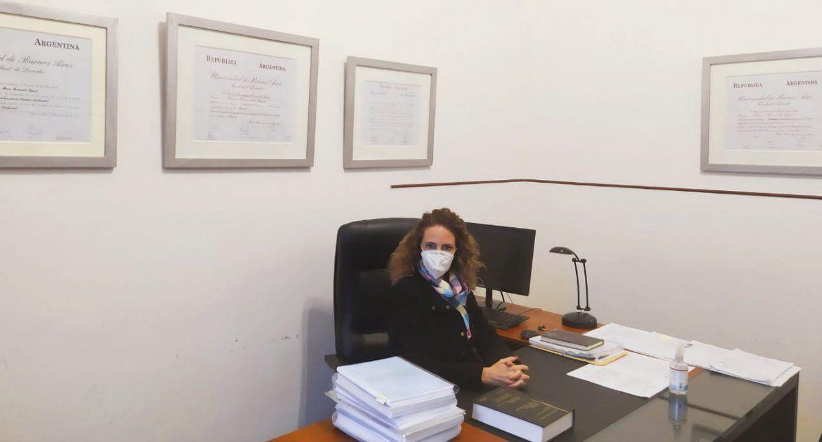 Sistema informático de gestión de expedientes en el Juzgado Contravencional N° 3