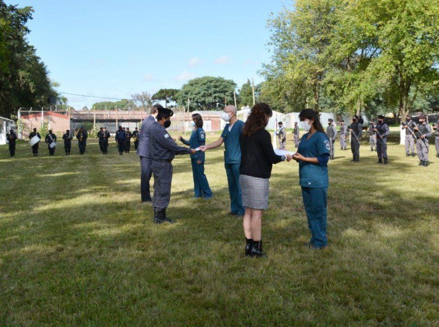 Se incorporaron nuevos profesionales de la salud al Servicio Penitenciario