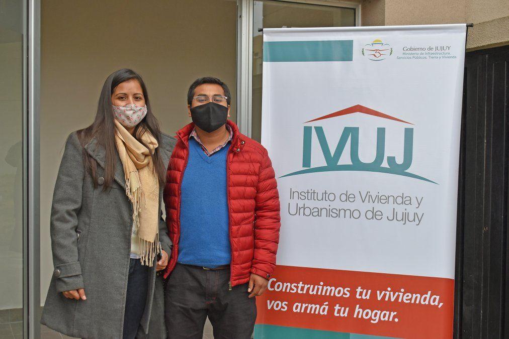 Torres del Alto: futuros propietarios conocieron sus departamentos