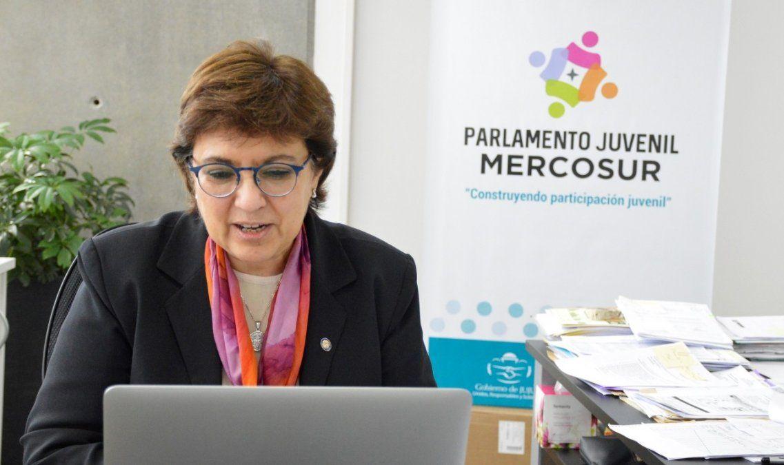 Realizaron la apertura del 12° Encuentro Provincial de Parlamento Juvenil y Adulto del Mercosur