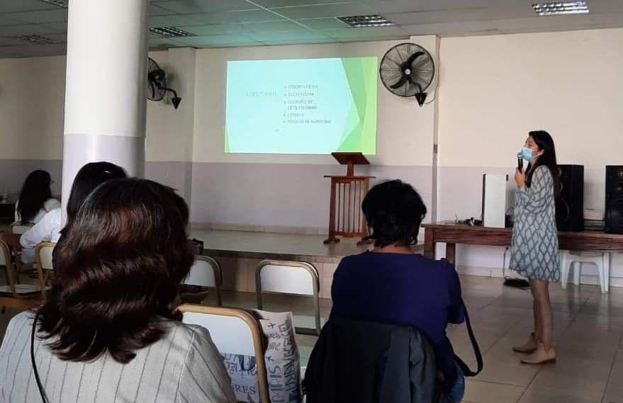 Actualización en microbiología, bioseguridad y protocolos en odontología