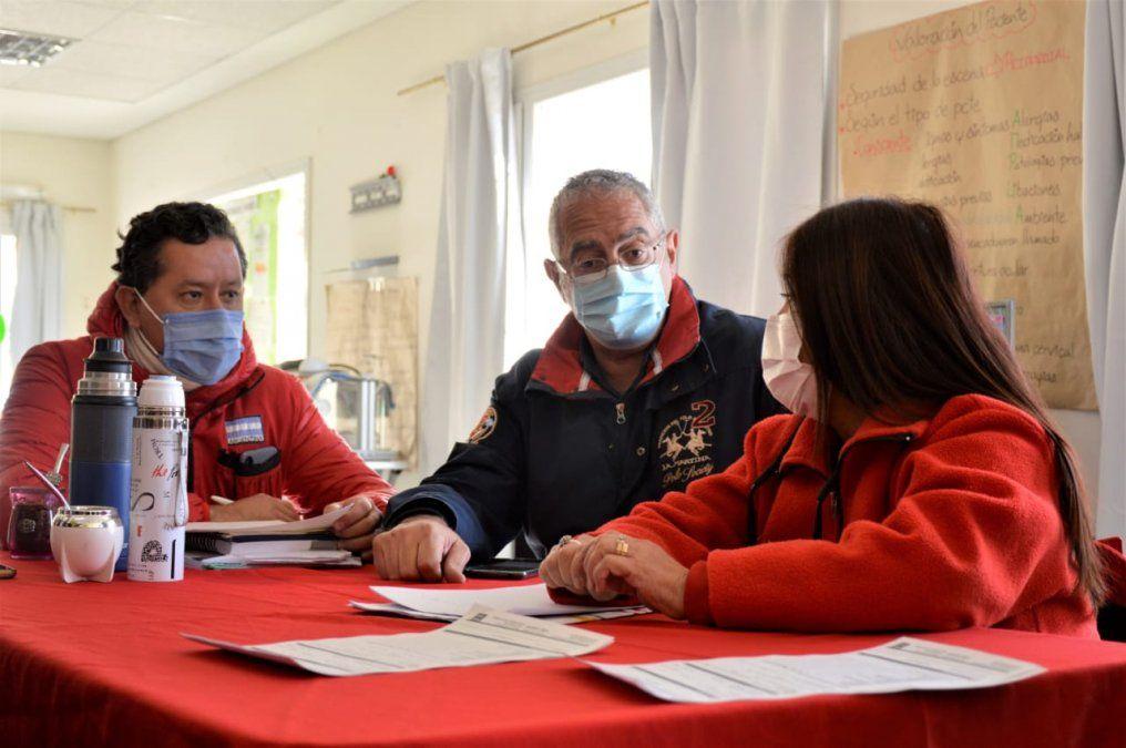 El objetivo de este equipo de salud es dar respuesta