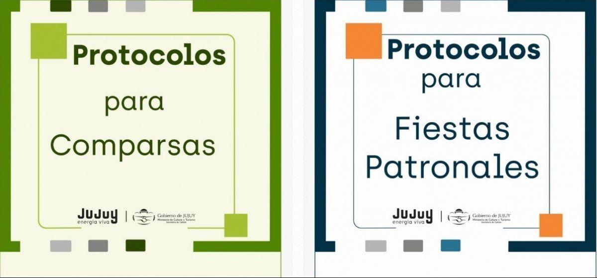 Protocolos de fiestas patronales y comparsas