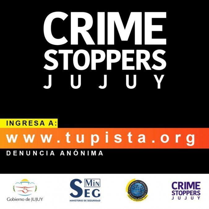 Crime Stoppers, la plataforma que busca la colaboración ciudadana para denunciar delitos