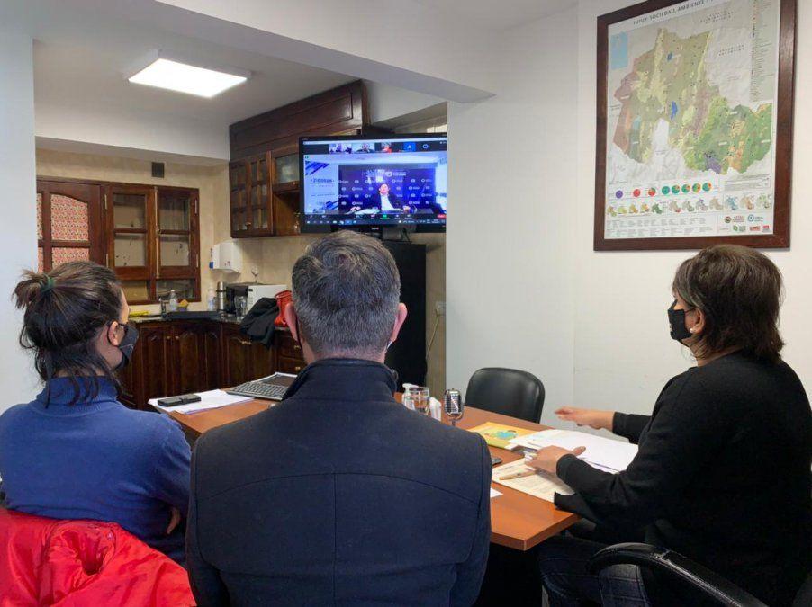 Jujuy participó de la reunión de la Comisión de Ambiente