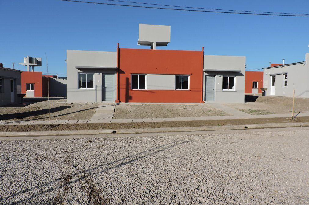 Las primeras 41 viviendas del Programa Provincial