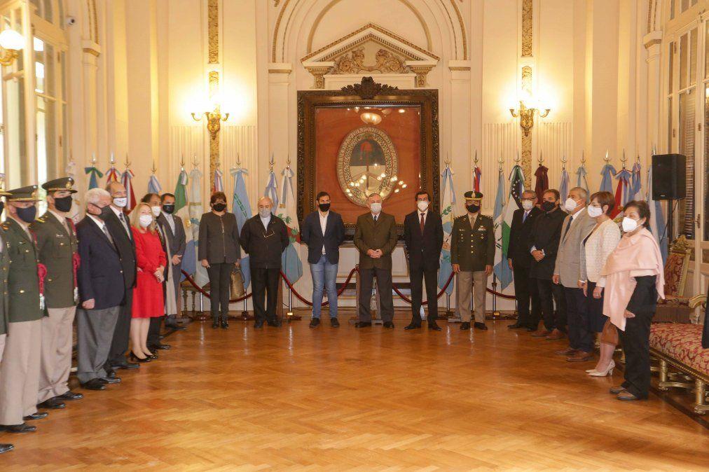 Se conmemoró el Día de la Reconquista