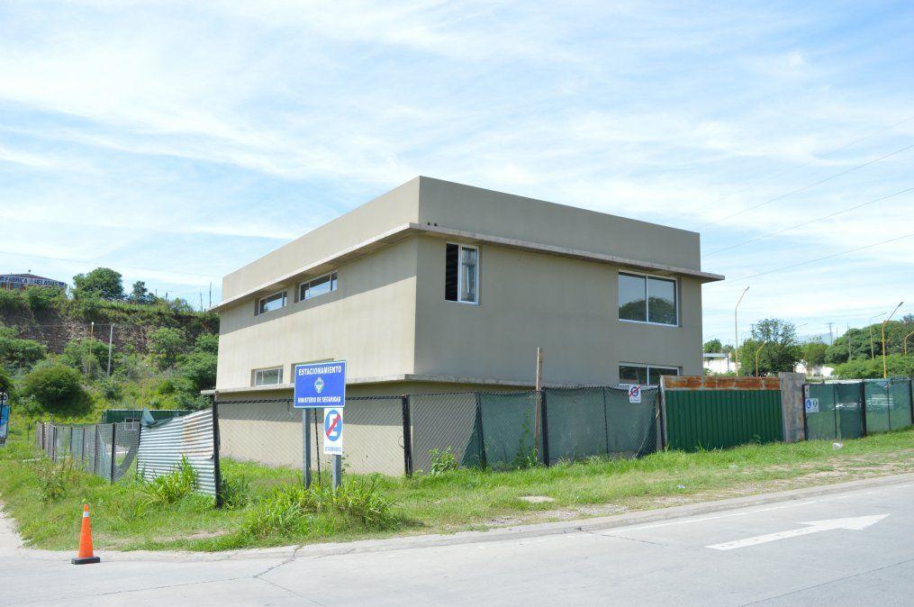 El edificio para el Data Center de Hacienda es construido con el Ministerio de Infraestructura y tendrá pronto nuevas obras para su culminación y puesta en funcionamiento.