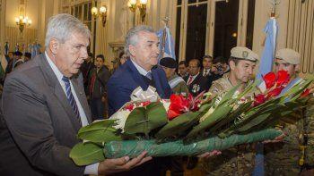 Recordaron el Día de la Reconquista de Jujuy