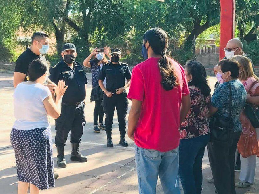 Crean la Unidad de Mediación Policial