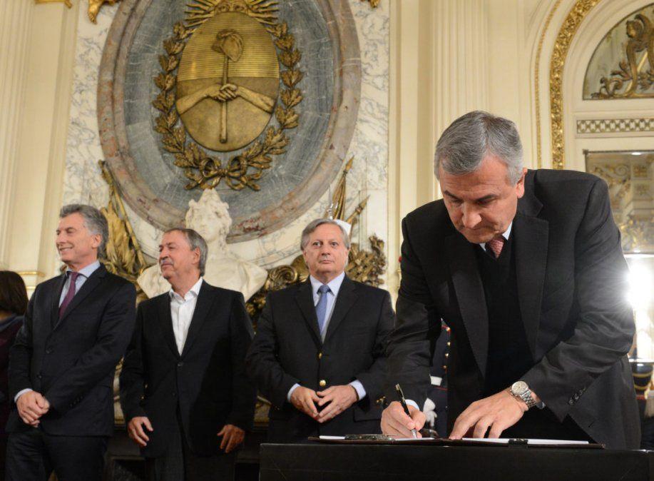 Con políticas sustentables Jujuy se suma al Acuerdo Federal Minero