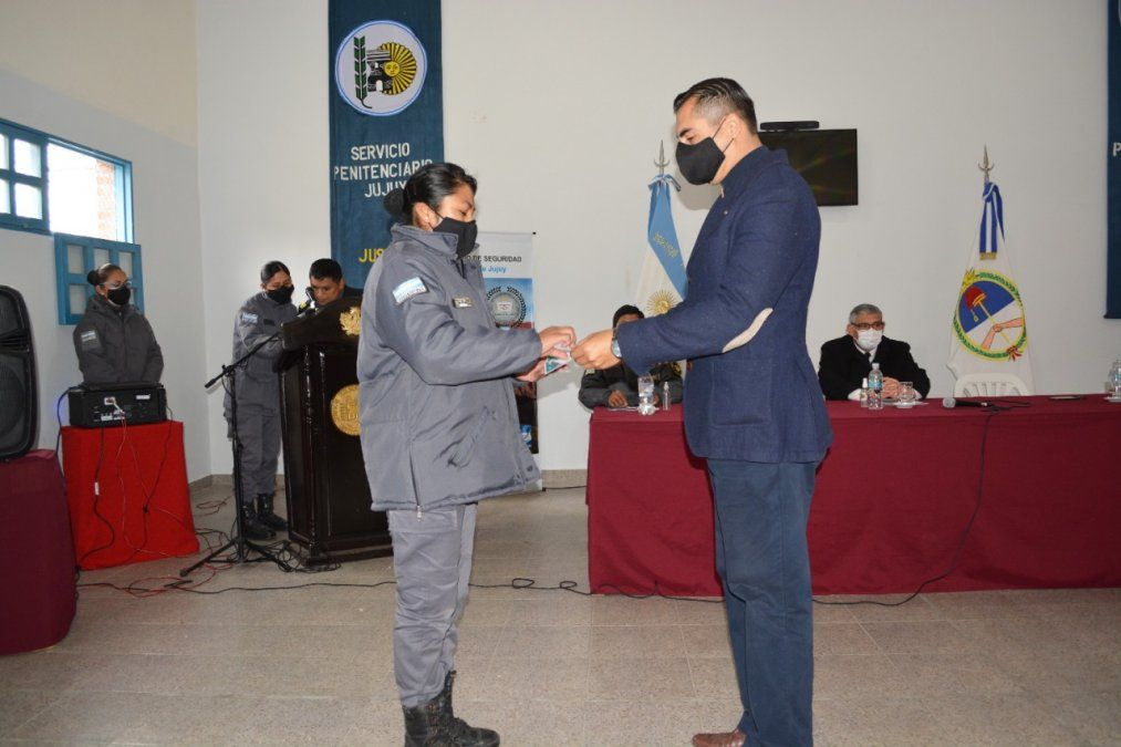 Entrega de certificados de Capacitaciones Internacionales en materia Antidrogas