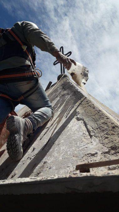 Iglesia de Uquía: la obra patrimonial finalizó la instancia de análisis estructural