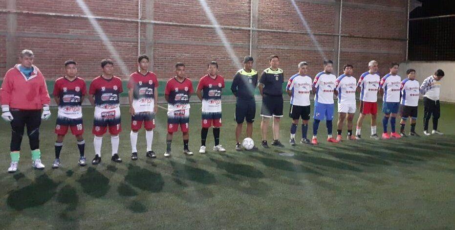Torneo de Futbol San José de los Medios de Comunicación en Perico