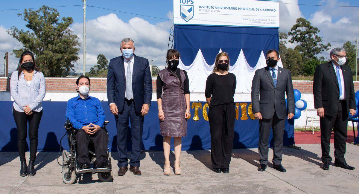 El Instituto Universitario Provincial de Seguridad va a mejorar la calidad educativa de nuestra fuerza policial