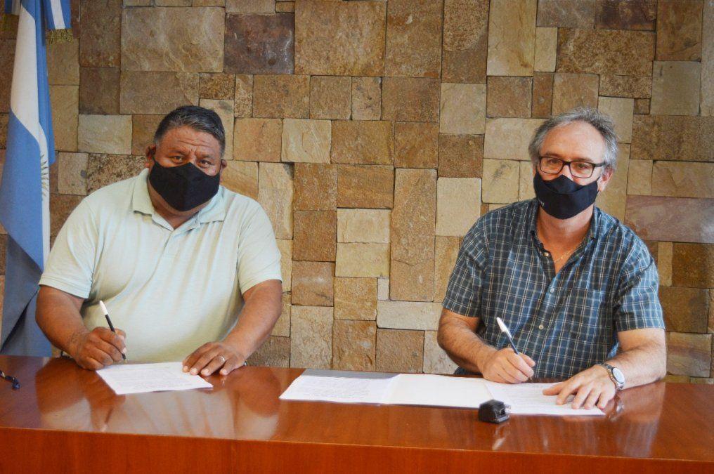 Obras con municipios: más financiamiento de Provincia