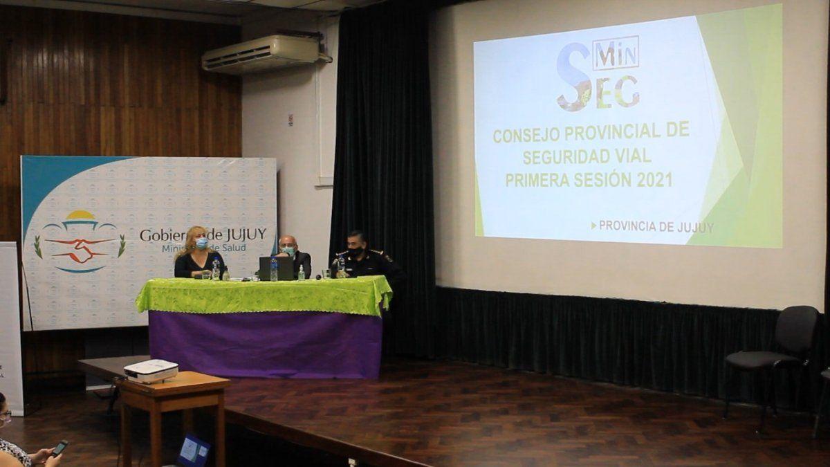 Primera Sesión del Consejo Provincial de Seguridad Vial