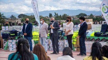 Insumos y recursos para la gestión de residuos en el Gran Jujuy