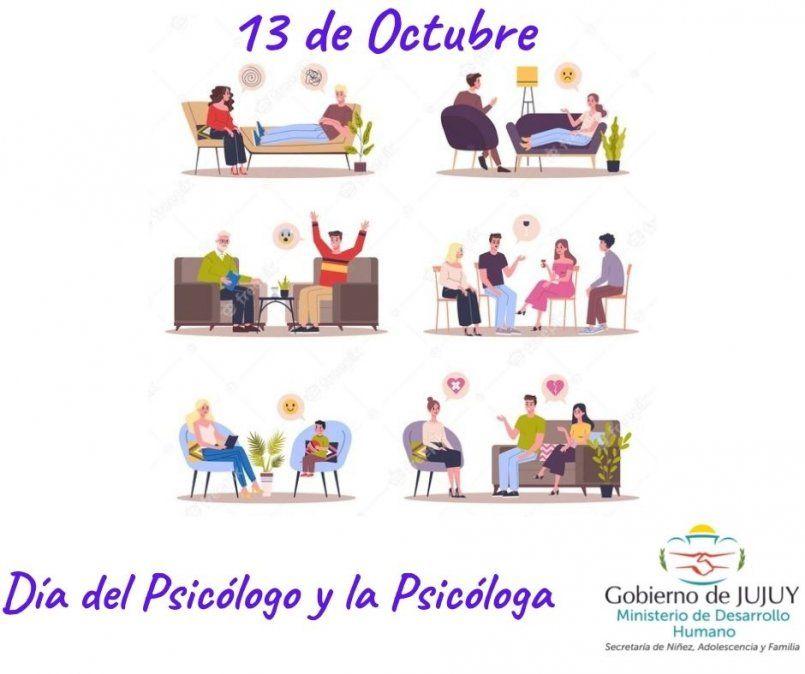 Día del Psicólogo y la Psicóloga