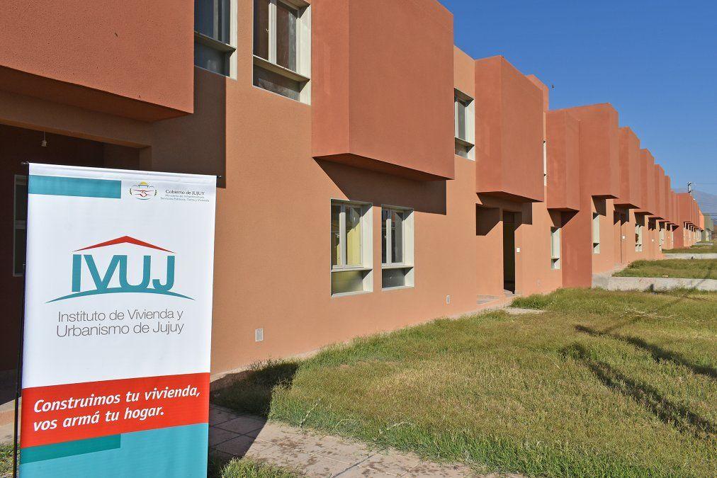 Se trata de 96 viviendas con tres tipologías: dúplex