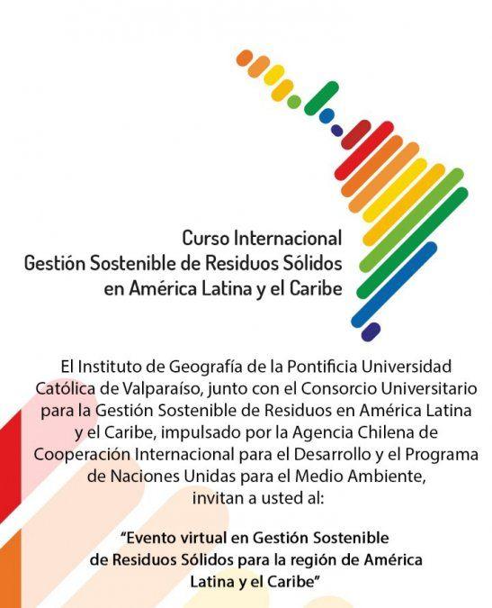 Destacado rendimiento de profesional jujeña de GIRSU en curso internacional sobre gestión de residuos