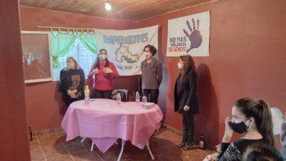 Monterrico: Prevención de Violencias por motivos de género